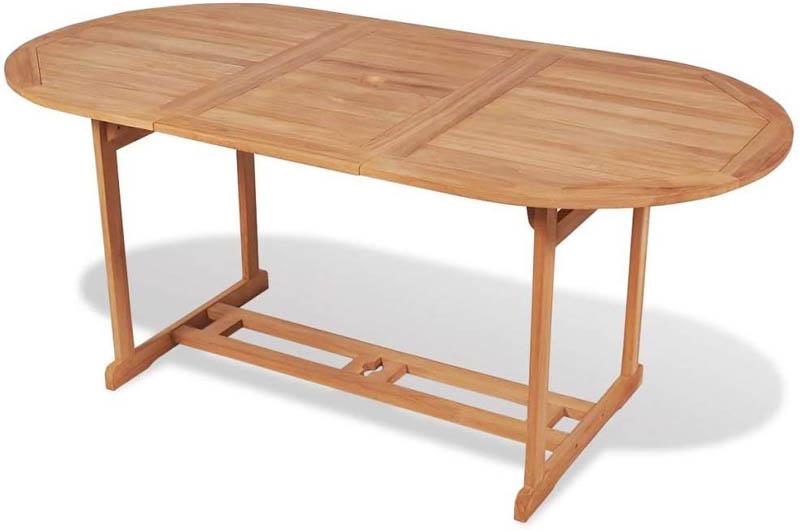 ᐅ La meilleure table en teck en 2020 !