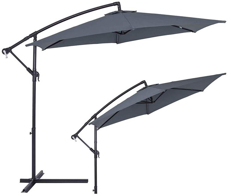 ᐅ Le meilleur parasol : notre avis en 2021 !