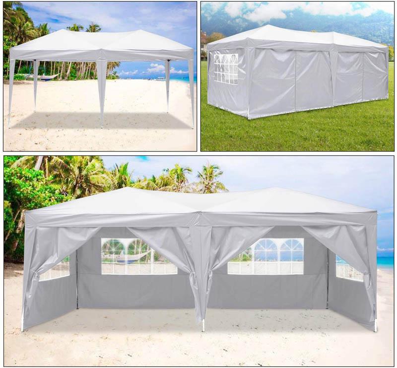 ᐅ La meilleure tente de réception en 2021 !