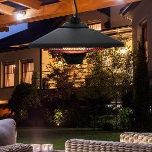 meilleur chauffage radiant de terrasse