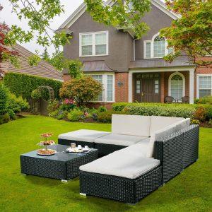 meilleur canapé de jardin