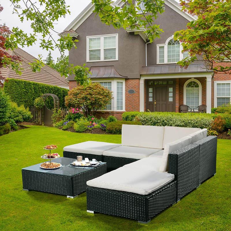 ᐅ Le meilleur canapé de jardin en 2020 !