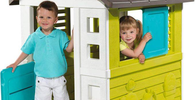 meilleure cabane enfant pour jardin
