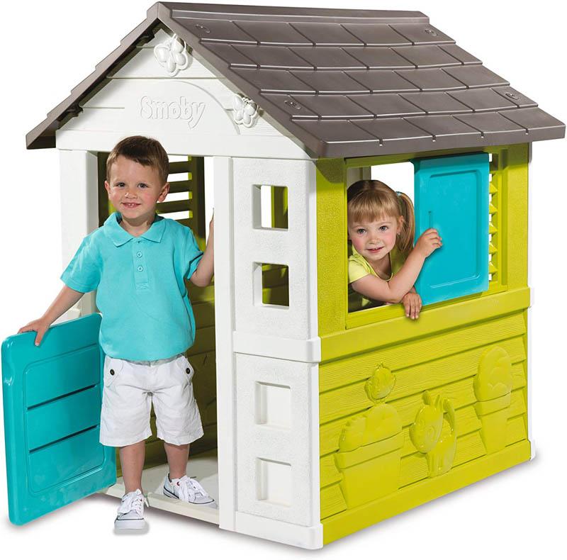 ᐅ La meilleure cabane enfant pour jardin en 2020 !